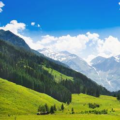 Yogarejse-bjerge-alperne