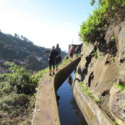 levada-vandrerejse-Madeira
