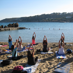 Yogarejse-strand-kreta