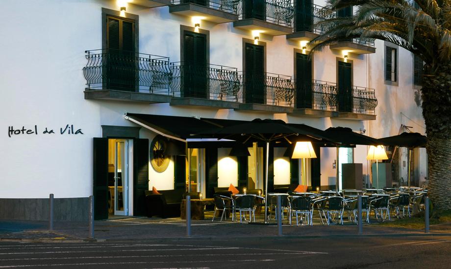 HotelDaVila-Madeira-Strandfacaden