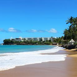Hotel på Guadeloupe yogarejse