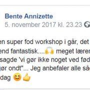 Facebook-workshopfødderne