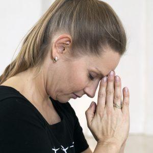 Gear ned med yoga og meditation