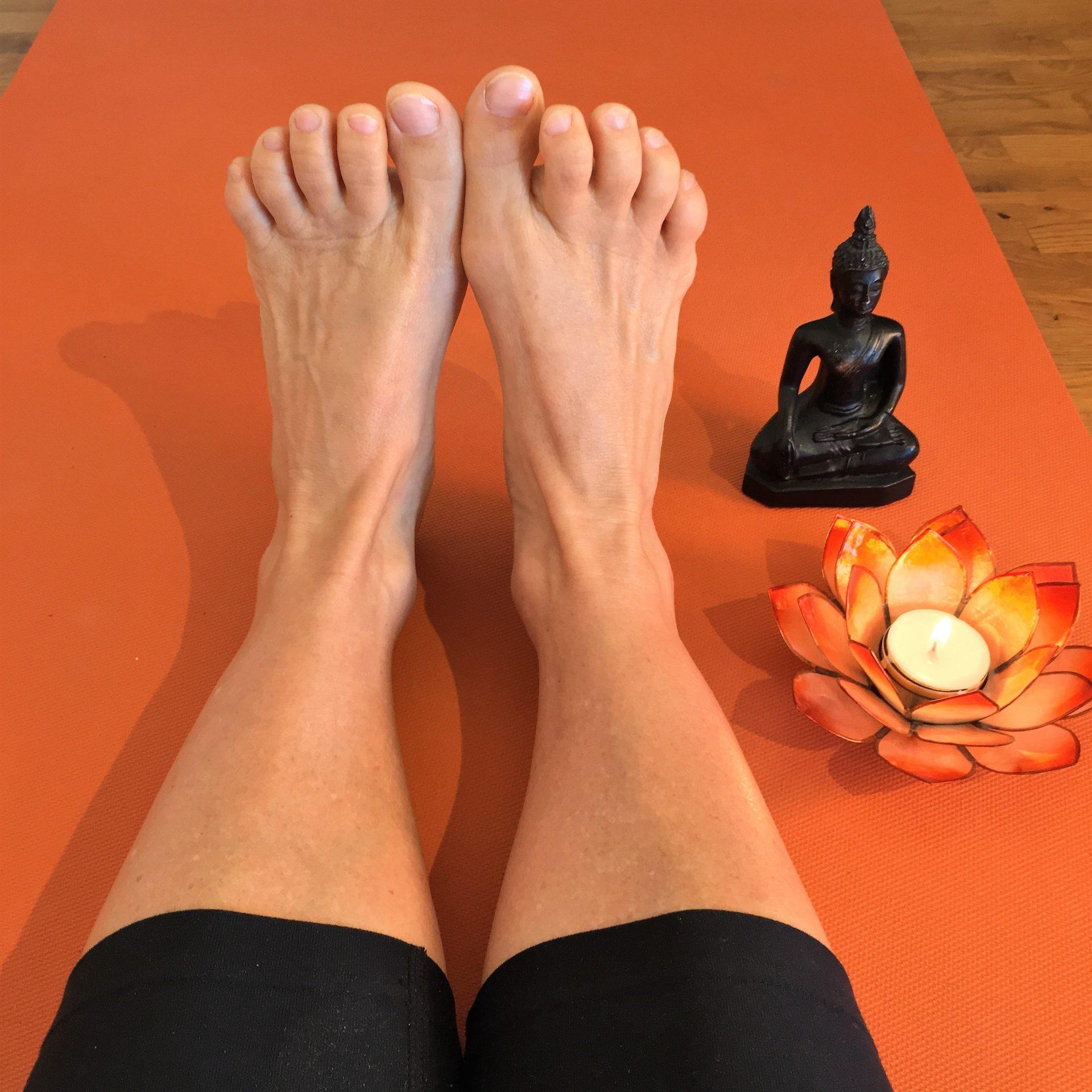 Fod øvelser til sunde fødder